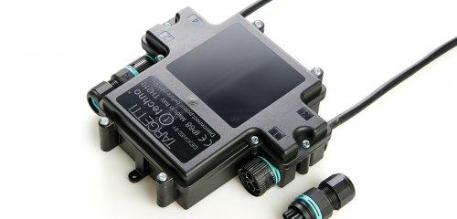 Techno führt fix und fertige IP68 Anschlussdose für Bodenbeleuchtungsprojekte ein