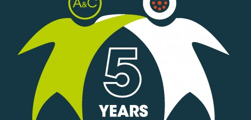 A&C Solutions & Higo celebrate their 5th anniversary at Eurobike