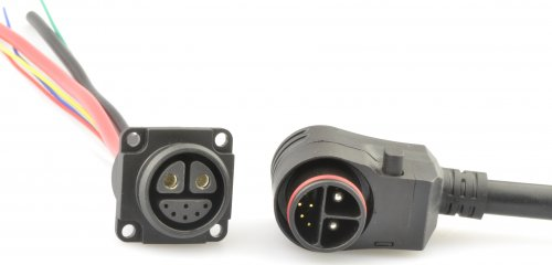 It's Higo's power of customization that makes the difference in E-bike battery connectors