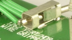 Zierick's wire gripper, when quality and reliability prevail