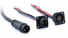 New Higo 45A battery connector for heavy & high speed pedelecs