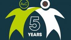 A&C Solutions & Higo celebrate their 5th anniversary at Eurobike