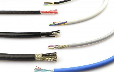 Les câbles spéciaux