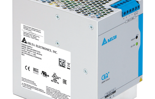 Nieuwe high power density 24V modellen binnen DIN rail power supply reeks CliQ III