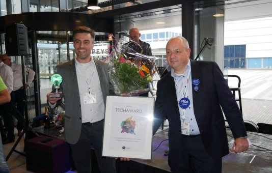 A&C Solutions sleept WOTS Tech Award binnen met Nextys DCW20