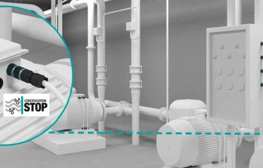 Uw buitenverlichting volledig waterproof met de xDRY® connectorreeks van Techno
