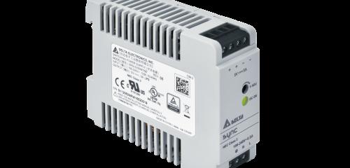 Delta breidt het ultra compact DIN Rail programma uit met 5V/5A en 5V/6A modellen