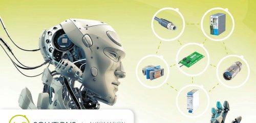 Nieuwe folder voor Automation & Railway oplossingen ligt klaar voor u