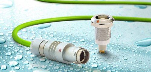 Yamaichi lanceert IP68 push-pull connector design