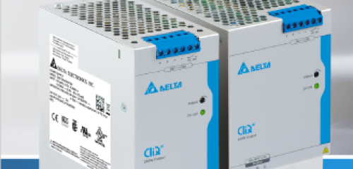 Nieuwe high power density 24V modellen binnen DIN rail power supply reeks CliQ III