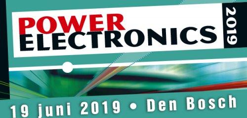 Daitron geeft lezing over low noise voedingen tijdens het Power Electronics event