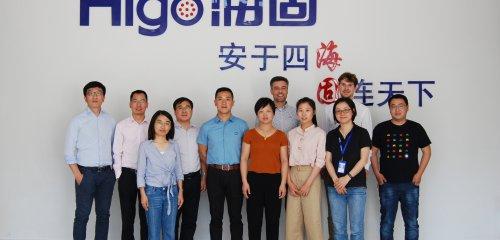 Higo breidt productie uit in China