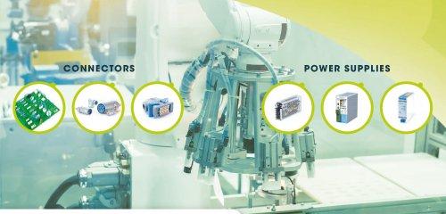 Nieuwe Electronics & Automation folder is uit!