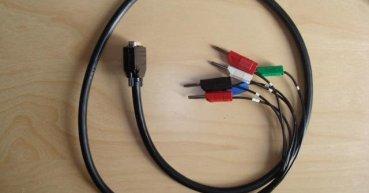 SUB-D kabels gecombineerd met speciaal kabel