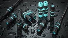 Maak uw buitenverlichting volledig waterproof met de xDRY connectorreeks van Techno