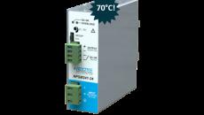 Nextys NPSM241 reeks gecertificeerd door UL bij 70°C