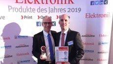 Connectorfabrikant Yamaichi wint 'Product of the Year 2019' verkiezing in Duitsland